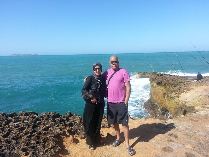 vacances au maroc Location Appartement haut standing avec piscine à ...
